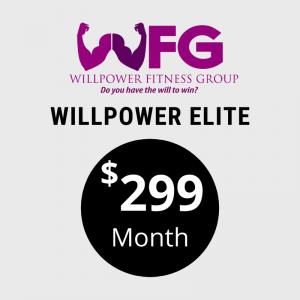 WillPower Elite (Online Training)
