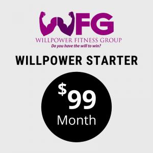 WillPower Starter (Online Training)